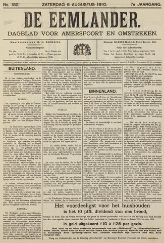 De Eemlander 1910-08-06