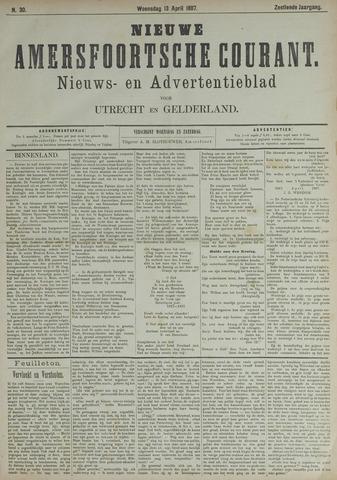 Nieuwe Amersfoortsche Courant 1887-04-13