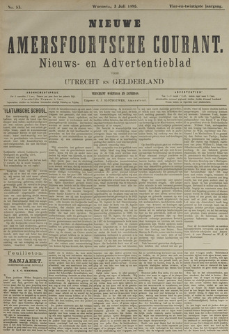 Nieuwe Amersfoortsche Courant 1895-07-03