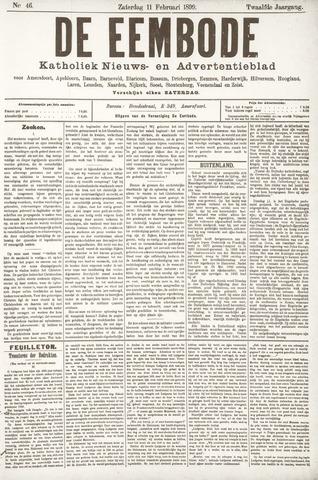 De Eembode 1899-02-11
