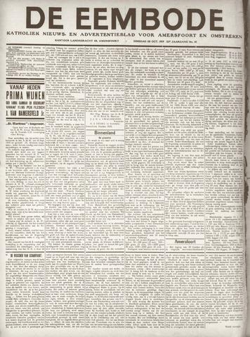 De Eembode 1919-10-28