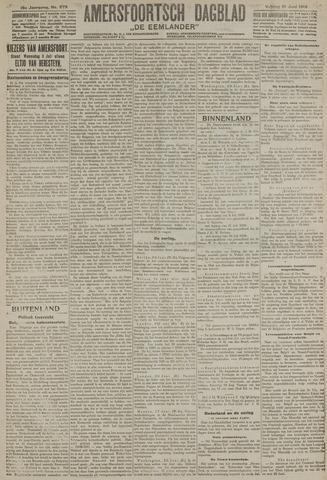Amersfoortsch Dagblad / De Eemlander 1918-06-21