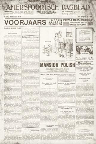 Amersfoortsch Dagblad / De Eemlander 1930-02-22