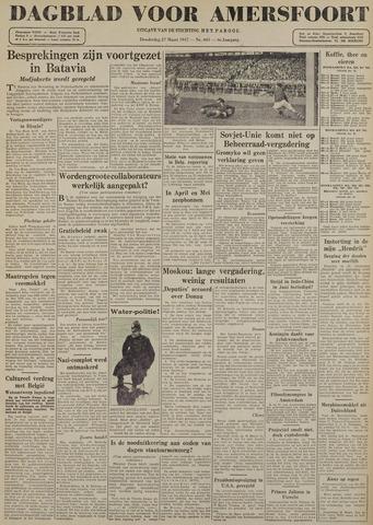 Dagblad voor Amersfoort 1947-03-27
