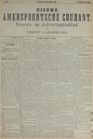 Nieuwe Amersfoortsche Courant 1891-12-19