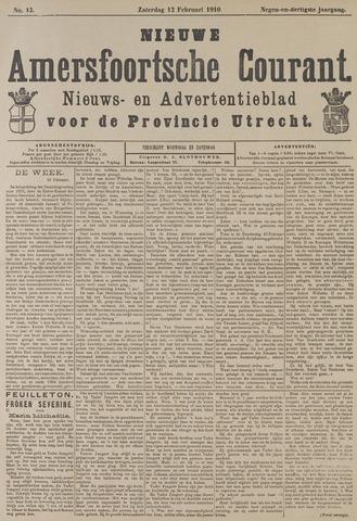 Nieuwe Amersfoortsche Courant 1910-02-12