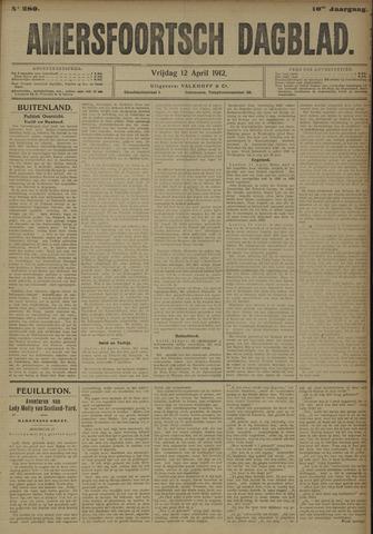 Amersfoortsch Dagblad 1912-04-12