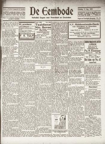 De Eembode 1935-08-13