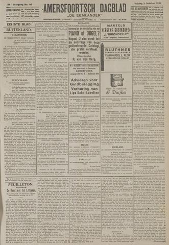 Amersfoortsch Dagblad / De Eemlander 1925-10-02