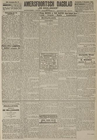 Amersfoortsch Dagblad / De Eemlander 1923-11-08