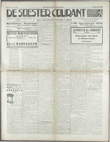 Soester Courant 1931-05-29
