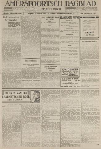 Amersfoortsch Dagblad / De Eemlander 1931-10-26