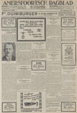 Amersfoortsch Dagblad / De Eemlander 1929-04-06