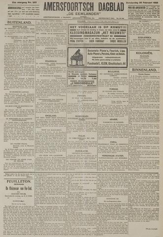 Amersfoortsch Dagblad / De Eemlander 1925-02-26