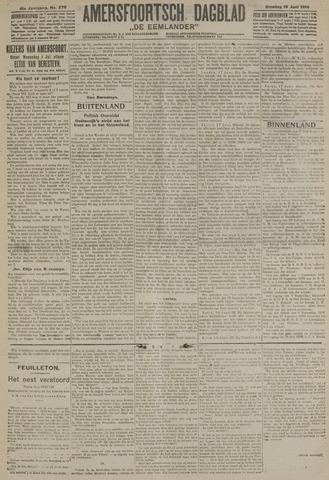 Amersfoortsch Dagblad / De Eemlander 1918-06-18