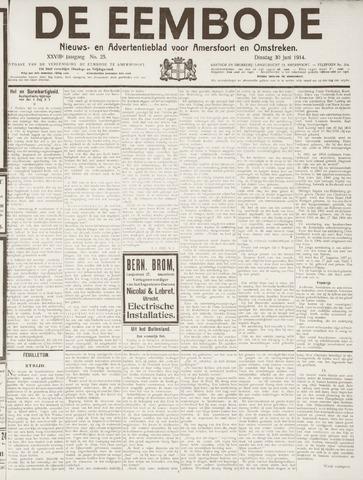 De Eembode 1914-06-30