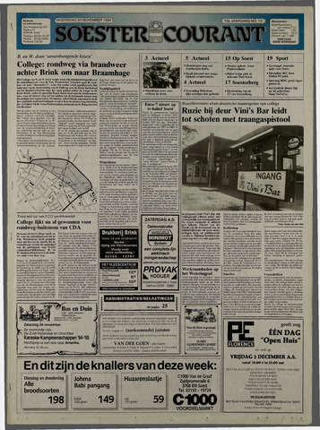 Soester Courant 1994-11-23