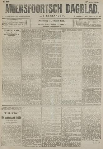 Amersfoortsch Dagblad / De Eemlander 1915-01-11