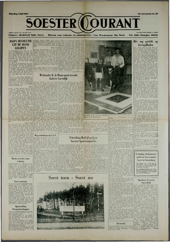 Soester Courant 1967-07-04