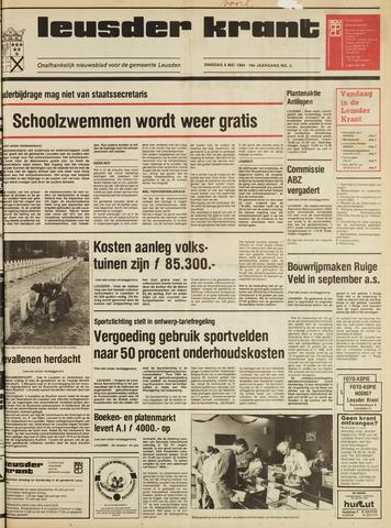 Leusder Krant 1984-05-08