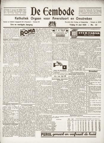 De Eembode 1929-06-14