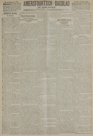 Amersfoortsch Dagblad / De Eemlander 1918-03-23