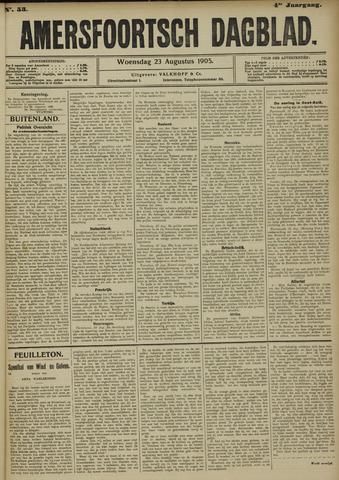 Amersfoortsch Dagblad 1905-08-23