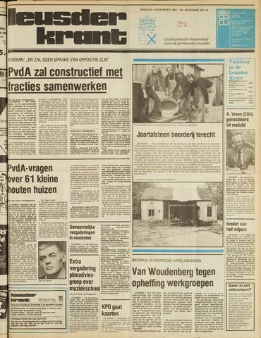 Leusder Krant 1982-11-02