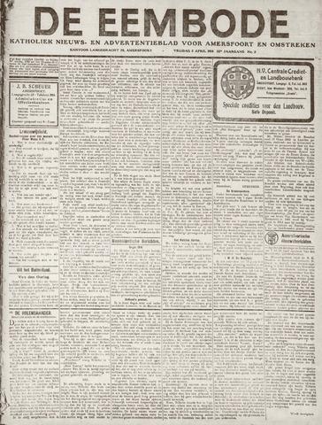 De Eembode 1918-04-05