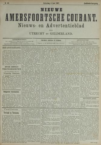 Nieuwe Amersfoortsche Courant 1887-06-04