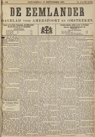 De Eemlander 1908-09-17