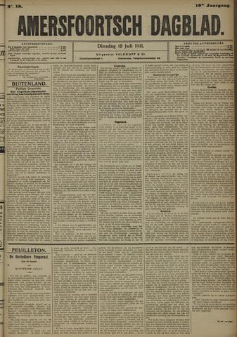 Amersfoortsch Dagblad 1911-07-18