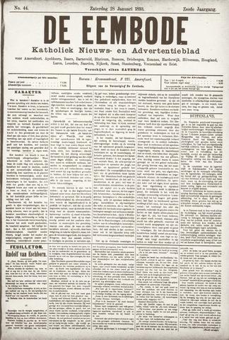 De Eembode 1893