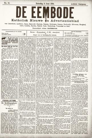De Eembode 1894-06-09