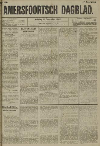 Amersfoortsch Dagblad 1902-12-12