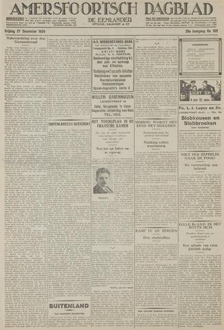 Amersfoortsch Dagblad / De Eemlander 1929-12-27