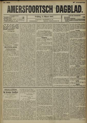 Amersfoortsch Dagblad 1907-03-15