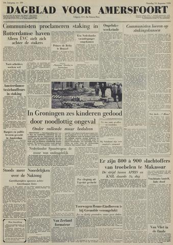 Dagblad voor Amersfoort 1950-08-14