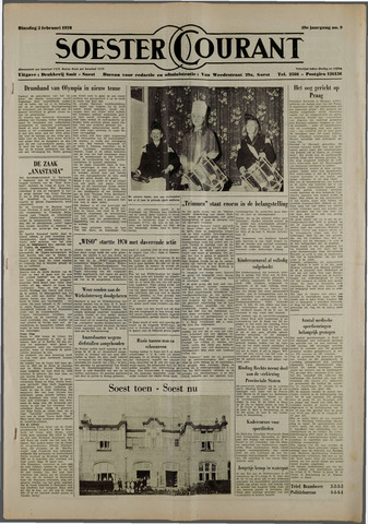 Soester Courant 1970-02-03