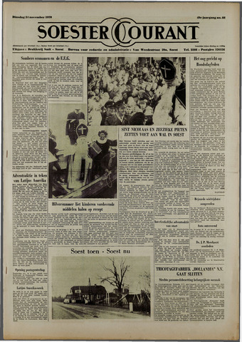 Soester Courant 1970-11-21