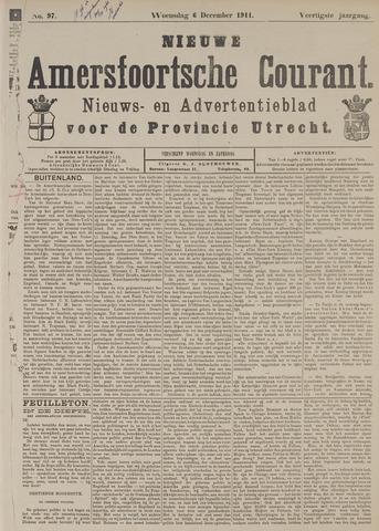 Nieuwe Amersfoortsche Courant 1911-12-06