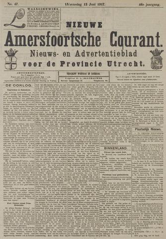 Nieuwe Amersfoortsche Courant 1917-06-13