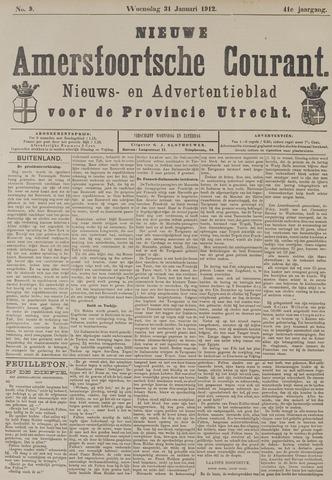 Nieuwe Amersfoortsche Courant 1912-01-31