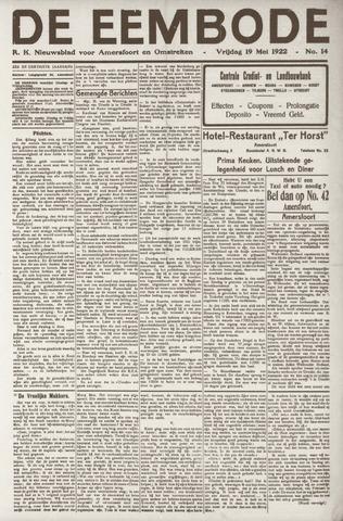 De Eembode 1922-05-19