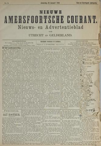 Nieuwe Amersfoortsche Courant 1892-01-16