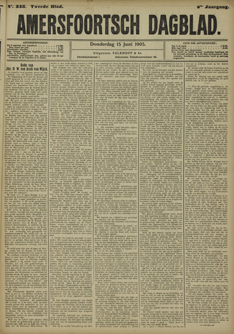 Amersfoortsch Dagblad 1905-06-15