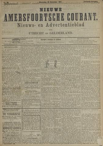 Nieuwe Amersfoortsche Courant 1887-11-30