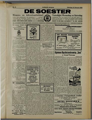 De Soester 1930-02-22