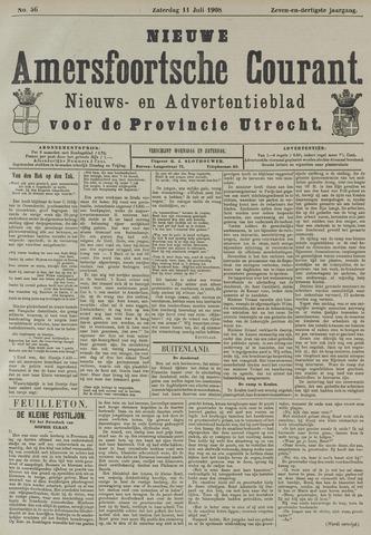Nieuwe Amersfoortsche Courant 1908-07-11