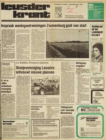 Leusder Krant 1980-01-31